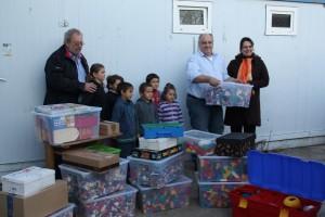Lego-Sammelaktion für Waisenhaus in Rumänien
